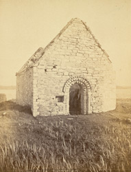 Iona Cathedral, St Oran's Chapel